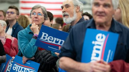"""""""Democraten vervalsen hun voorverkiezingen"""": fans van Bernie Sanders voelen zich bestolen (en dat komt Trump en de Russen goed uit)"""
