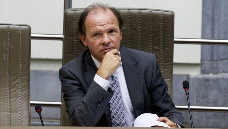Vlaams Minister van Werk Philippe Muyters