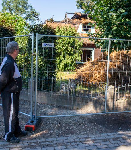 'We hebben niks meer': Wim en Jolanda zien in één klap hun levenswerk in rook opgaan