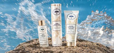 TEST BEAUTE: les bienfaits de l'océan pour une peau hydratée