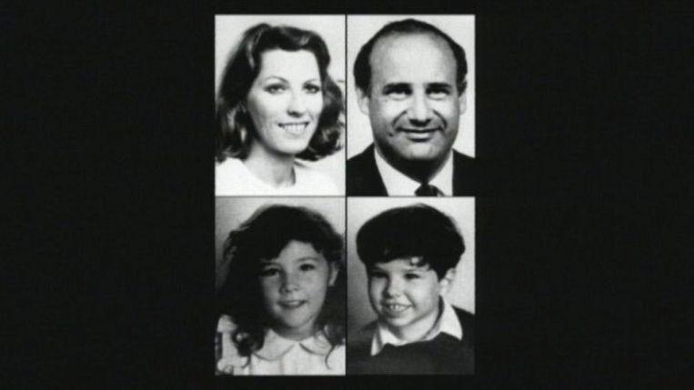 Romand (foto rechtsboven) bracht zijn eigen vrouw en twee jonge kinderen om het leven. Hij vermoordde ook zijn ouders, en probeerde een ex-maîtresse te wurgen.