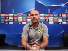 Bosz trekt ook tegen Real ten aanval met Borussia Dortmund