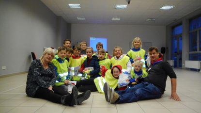 Jeugd Rode Kruis neemt nieuwe start met initiaties