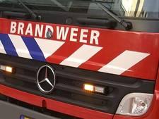 Brandweer bevrijdt peuter uit kinderbox