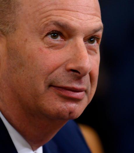 """L'ambassadeur Gordon Sondland confirme avoir suivi les """"ordres"""" de Trump sur l'Ukraine"""