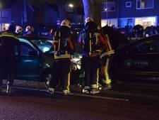 Man aangehouden na aanrijding  in Waddinxveen