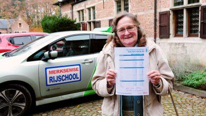 En of Arlette (72) nog rijden kan