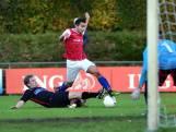 Roosendaal in  tweede helft langs WDS'19, penaltyserie bij Right 'Oh - Waspik