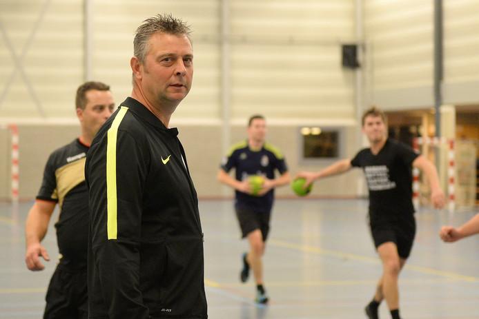 HVW-trainer Ton Wolfs. Archieffoto