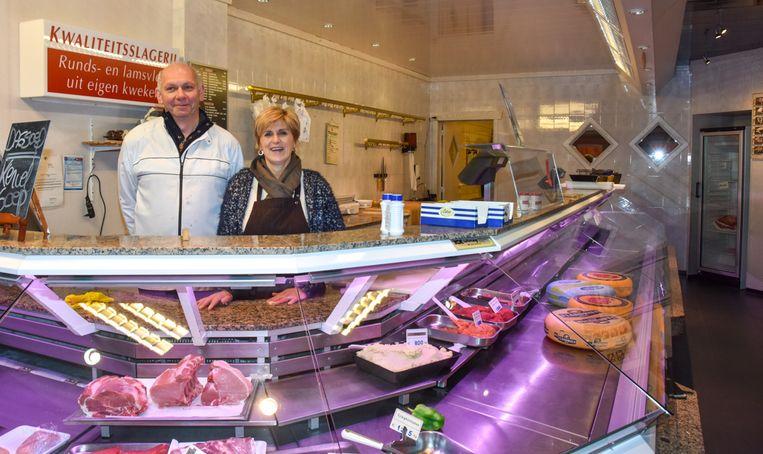 Erik en Martine waren 36 jaar de gezichten van slagerij Erik in de Zeelaan