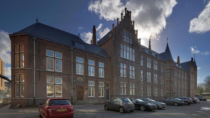 oud laboratorium tu is nu kantoor duwo | delft | ad.nl