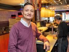 Sushi vliegt de toonbank over in Valkenswaard