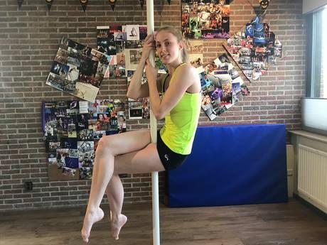Paaldanseres Chantal (16) gaat voor de Olympische spelen