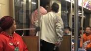 Marathonloper ontwapent overvaller op metro