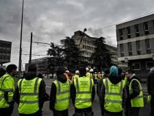 Grote explosies op universiteit Lyon