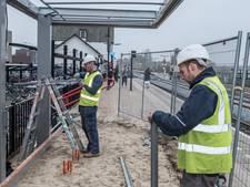 Nieuwe wachtruimtes op stations langs de Maaslijn