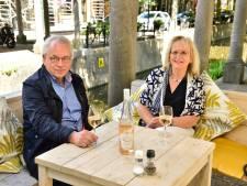 Paul en Marja hebben GELIJK gereserveerd: op 1 juni zitten zij op het terras van Brunel