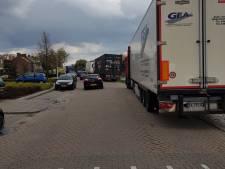Bedrijfswagens geven hinder in Etten-Leur
