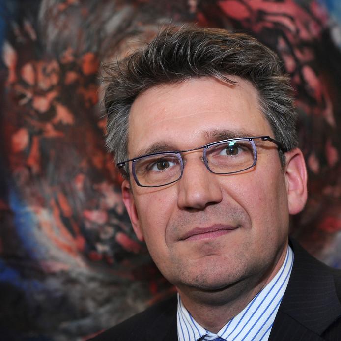 Wim Hillenaar, burgemeester van Cuijk.