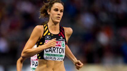 """Topatlete Louise Carton getuigt over eetstoornis: """"Schaamte, boos op mezelf en vijf jaar geen maandstonden"""""""