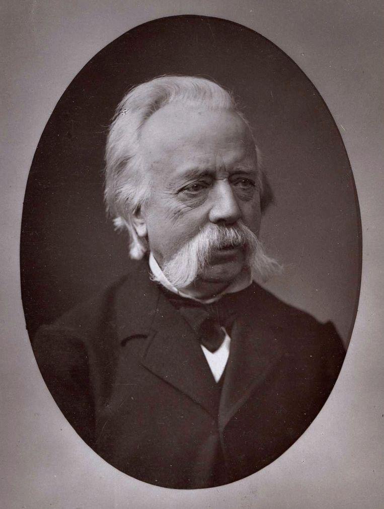 Schilder Johannes W. Bilders (1811-1890) bedacht de naam Wodanseiken.  Beeld RV