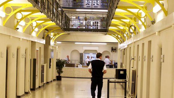 De gevangenis van Gent.
