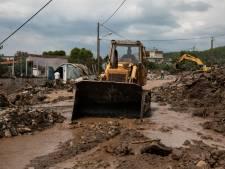 Le bilan des inondations en Grèce s'alourdit, sept morts dont un bébé