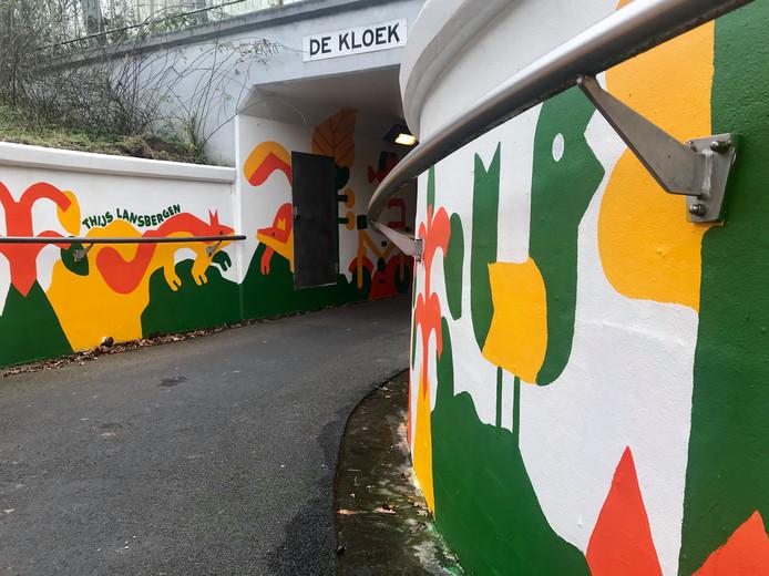 Fietstunnel De Kloek Liesbos