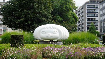 Beeld Puff Marshie verhuist tijdelijk naar MAS voor expo Cool Japan