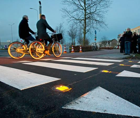 Het bikescout systeem in Eindhoven