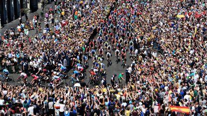 IN BEELD. Groot feest: Tour lokt 500.000 toeschouwers naar Brussel