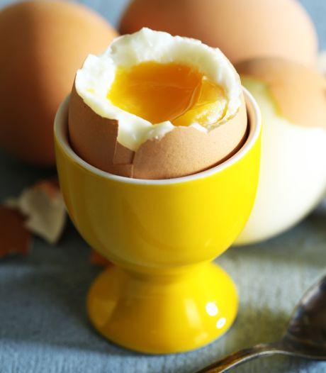 De kunst van het perfect gekookte ei