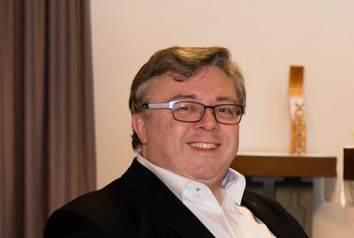 Pastoor Paul Janssen.
