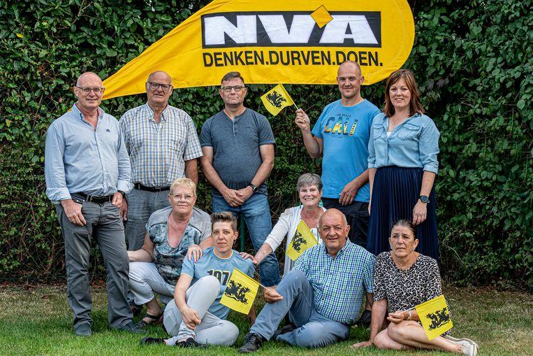De plaatselijke N-VA-afdeling van Staden is actief bezig met het verder uitwerken van het N-VA programma.