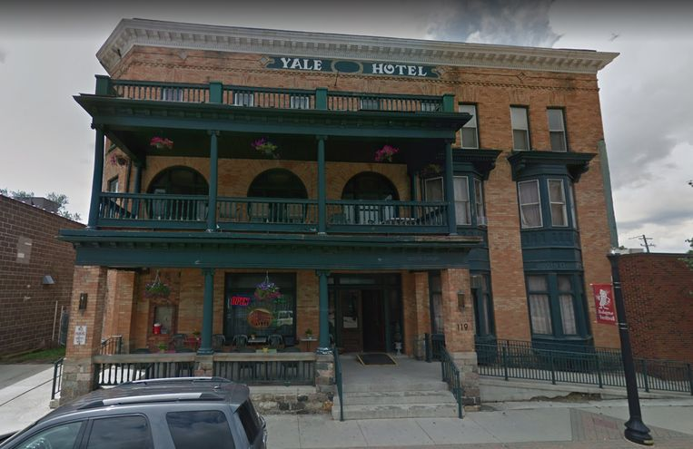 The Yale Hotel in Michigan.