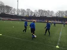 Aanvoerder op de bank bij RKC Waalwijk tegen FC Oss