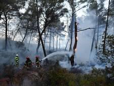 Chaos in Frans treinverkeer door bosbrand bij Marseille