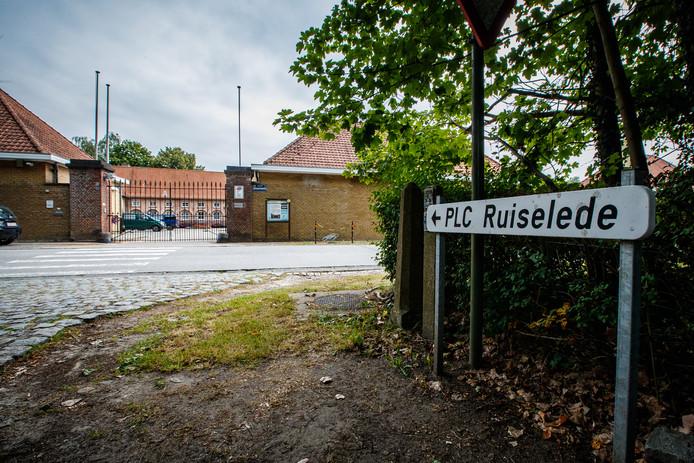 La prison de Ruiselede.