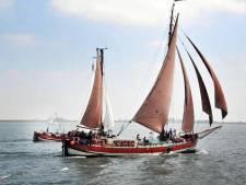 'Expeditie Haringvliet' gevaren door Hoeksche Vaart en Linquenda II
