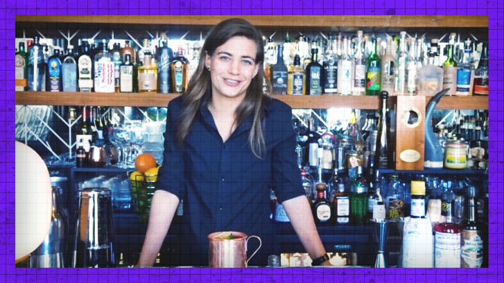 Haal de bar in huis met deze heerlijke cocktail van Tess