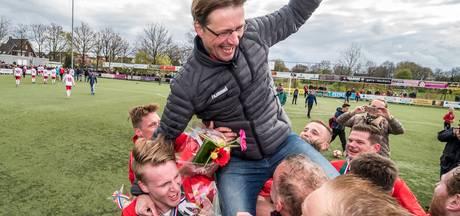 Trainer Ter Avest jaar langer bij Bon Boys uit Haaksbergen