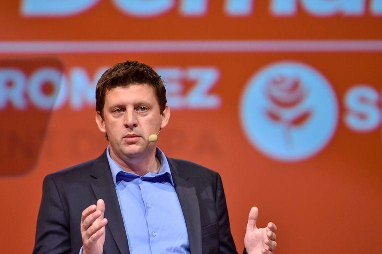 Sp.a-voorzitter John Crombez.