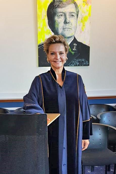 Breukelse musicalster Mariska van Kolck gaat stellen trouwen: 'Het is een kort toneelstuk'