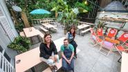 """Bar Tropical geopend: """"Tropische sferen op hoogste terras van Kortrijk"""""""