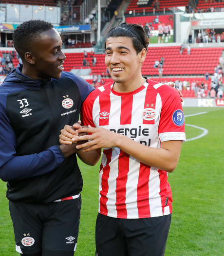 Het is in veel wedstrijden leuker om naar PSV te kijken als Érick Gutiérrez speelt