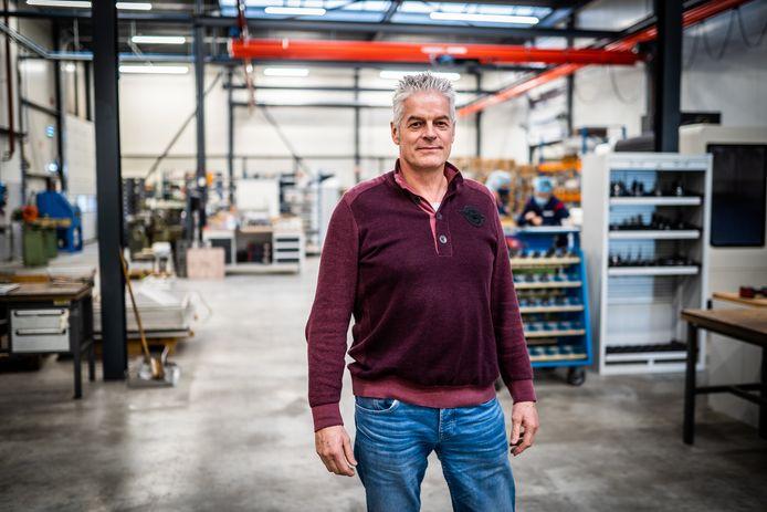 Jhon Bollen, directeur van van Nedupack in Duiven.