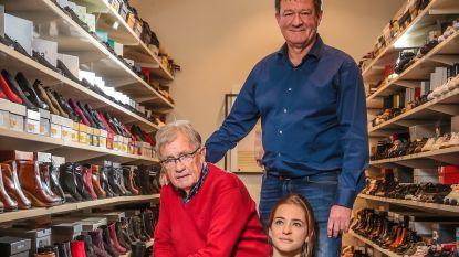 """Na 70 jaar en 4 generaties is familiebedrijf Torfs de grootste schoenwinkel van Vlaanderen: """"Schoenen verkopen? Dat vond bomma te min voor ons"""""""