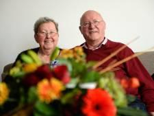 Dit echtpaar uit Borne is na zestig jaar nog stapelgek op elkaar