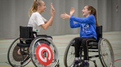 Jongeren met beperking genieten met volle teugen van sportdag