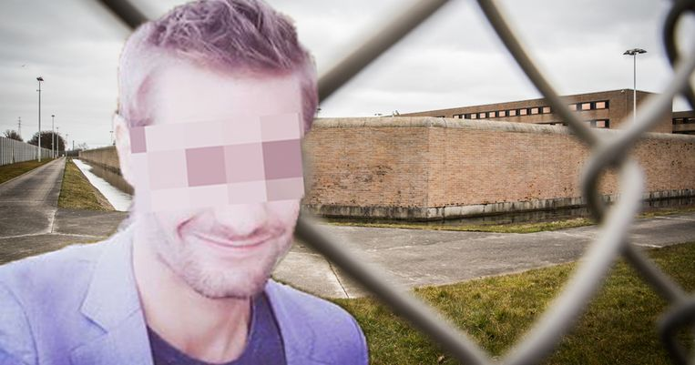 Dit voorjaar vloog Yannick M. achter de tralies. Hij werd meteen ook ontslagen door het Gevangeniswezen als cipier in de gevangenis van Brugge (foto).